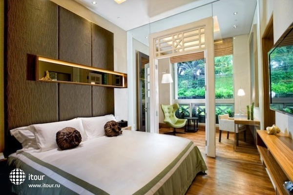 Fort Canning Hotel 5