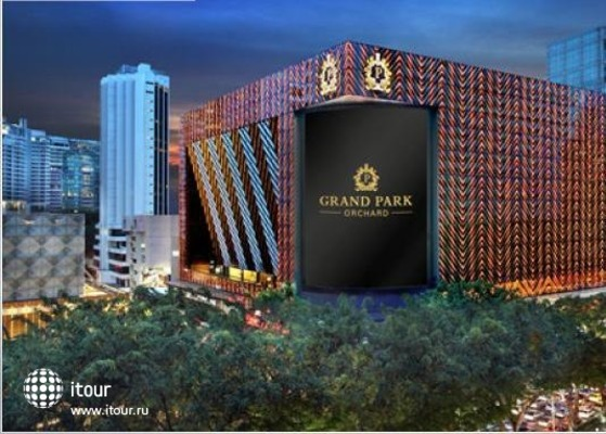 Grand Park Orchard 1