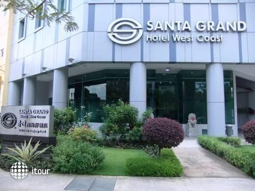 Santa Grand Hotel West Coast 1