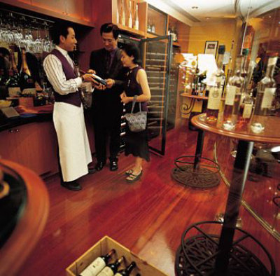 Intercontinental Grand Stanford Hong Kong 5