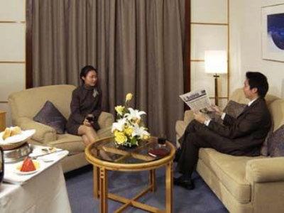 Novotel Century Hong Kong Hotel  8