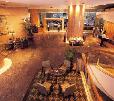 Novotel Century Hong Kong Hotel  5