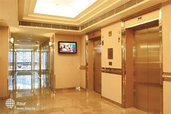Metropark Hotel Mongkok 8