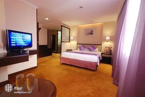 Metropark Hotel Mongkok 10