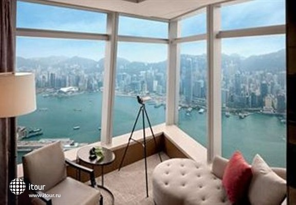 The Ritz-carlton, Hong Kong 4