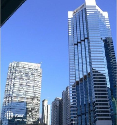 Jw Marriott Hotel Hong Kong 4