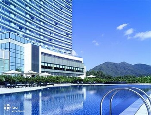 Hyatt Regency Hong Kong Sha Tin 2