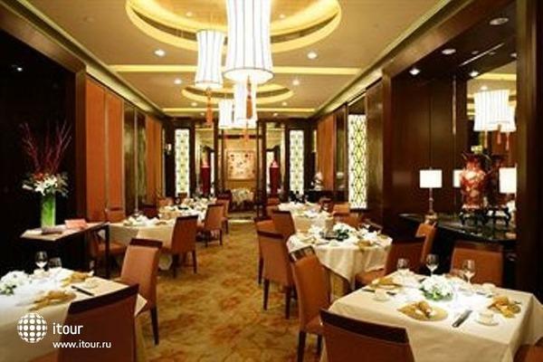 Conrad Hotel Hong Kong 5