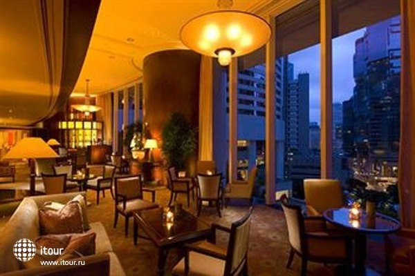 Conrad Hotel Hong Kong 7