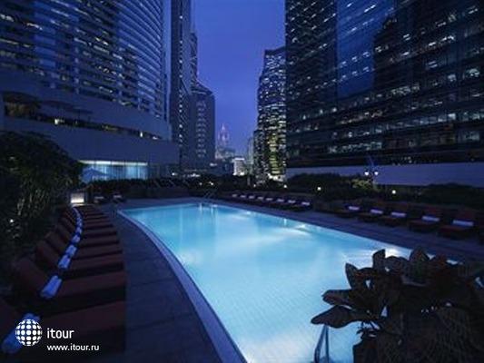 Conrad Hotel Hong Kong 2