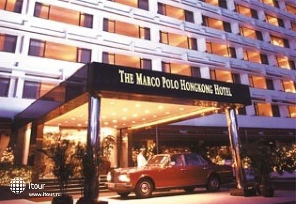 The Marco Polo Hongkong 1