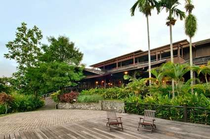 Batang Ai Longhouse Resort 1