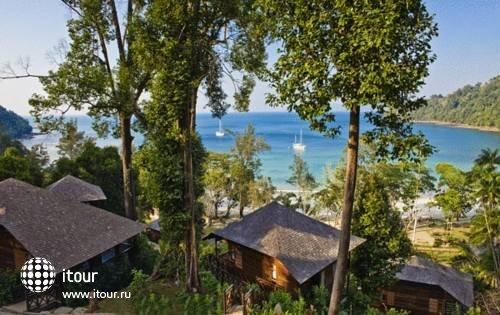 Bunga Raya Island Resort 9
