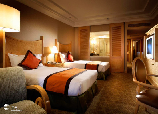 Crown Plaza Hotel 4