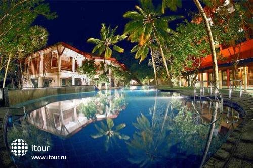 Barberyn Reef Ayurveda Resort 1