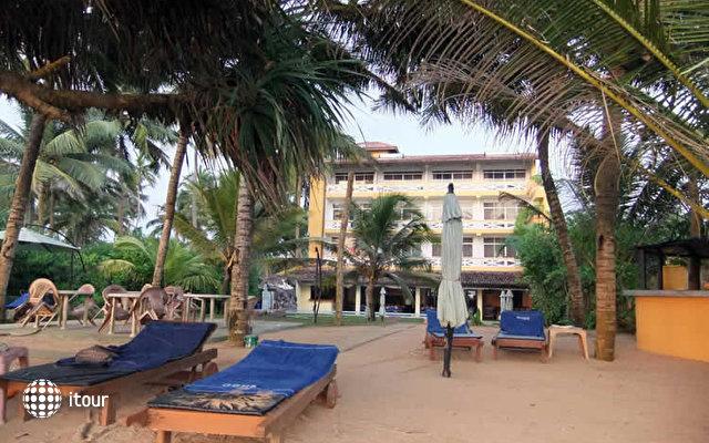 Hotel Garden Beach 1