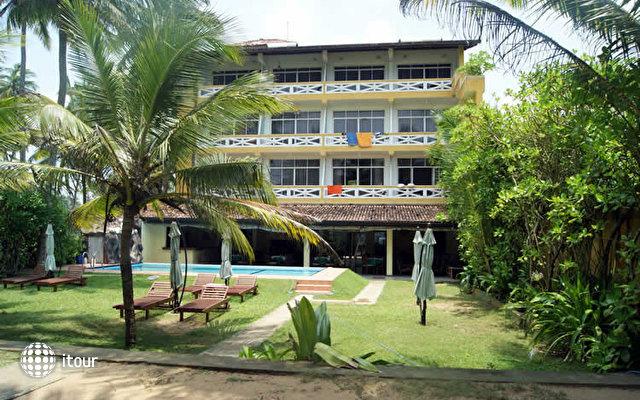 Hotel Garden Beach 2