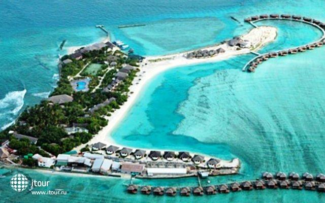 Cinnamon Dhonveli Maldives (ex. Chaaya Island Dhonveli) 1