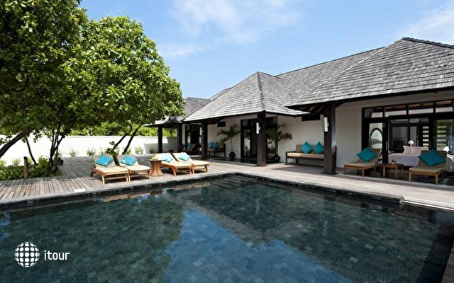 The Sun Siyam Iru Fushi (ex. Hilton Iru Fushi Resort & Spa) 8