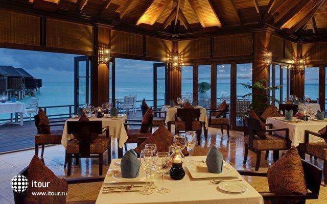 Olhuveli Beach & Spa Resort 15