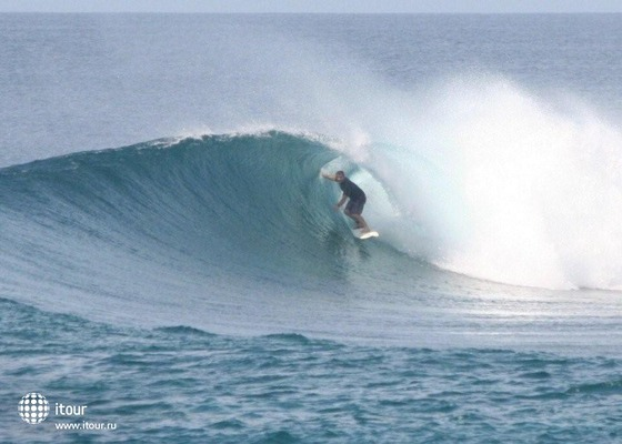 Thulusdhoo Surf Camp 4