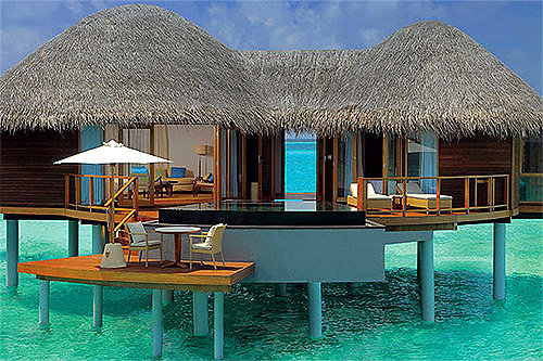 Constance Halaveli Resort Maldives 2