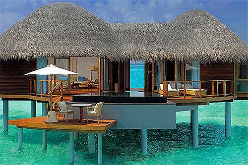 Constance Halaveli Resort Maldives 2