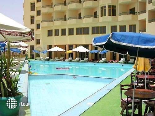 Amerotel Les Rois (ex. Pharaoh Les Rois Hotel) 2