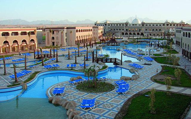 Sunrise Mamlouk Sentido Palace Resort & Spa 1