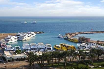 Hilton Hurghada Plaza Hotel 8