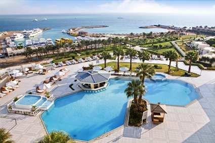 Hilton Hurghada Plaza Hotel 5