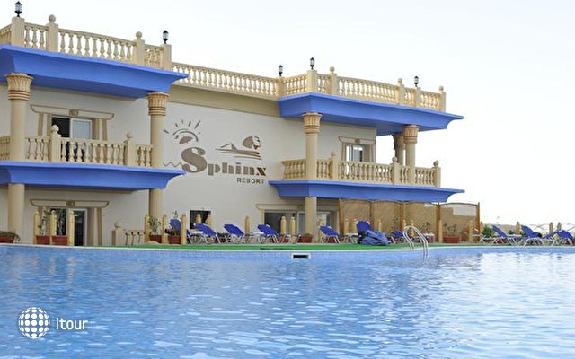 Sphinx Aqua Park Beach Resort 5