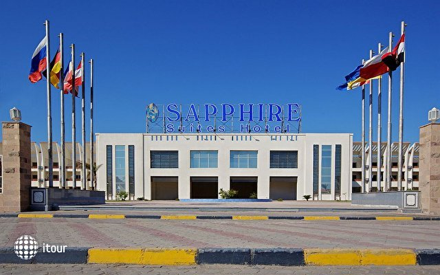 Golden Five Sapphire Suites 1