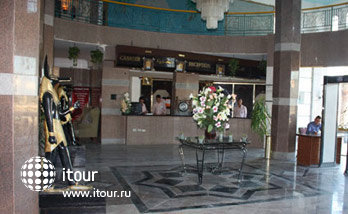 Hurghada Pharaoh Club Hotel  8