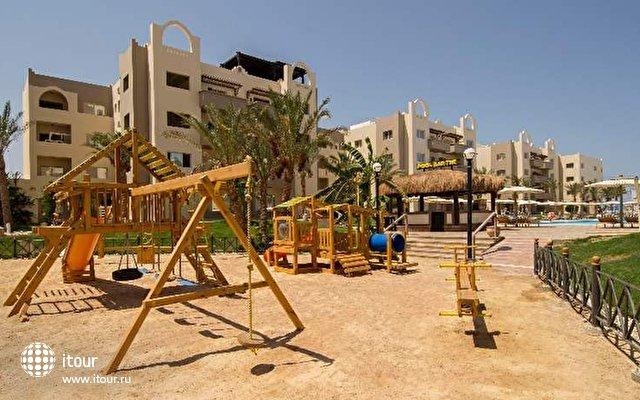 Nubia Aqua Beach Resort 8