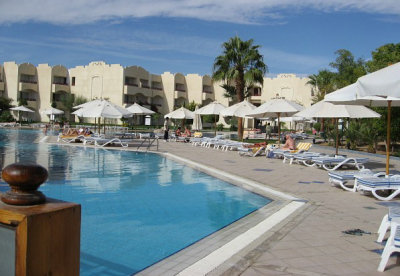 Marriott Sharm Mountain 4