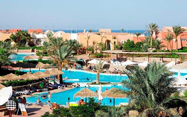 The Three Corners Palmyra Resort Amar El Zaman 3