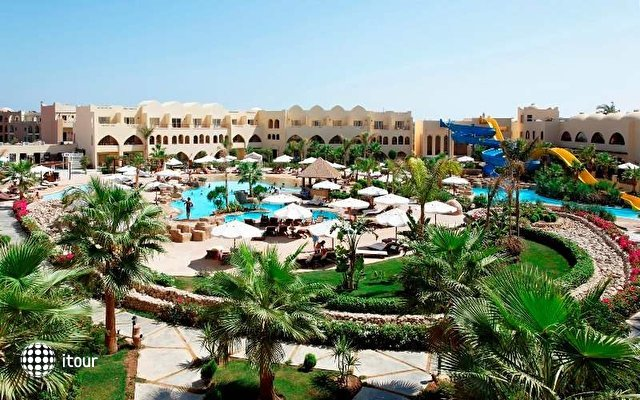The Three Corners Palmyra Resort Amar El Zaman 6