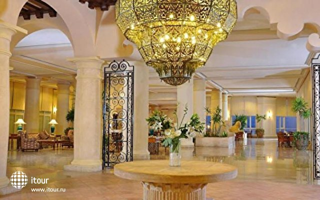 Sheraton Sharm Resort And Villas 9