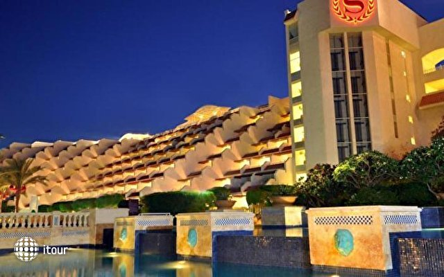 Sheraton Sharm Hotel Resort Villas & Spa 8