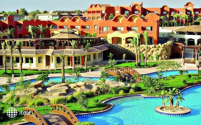 Sharm  Plaza  (ex. Crowne Plaza Resort) 1