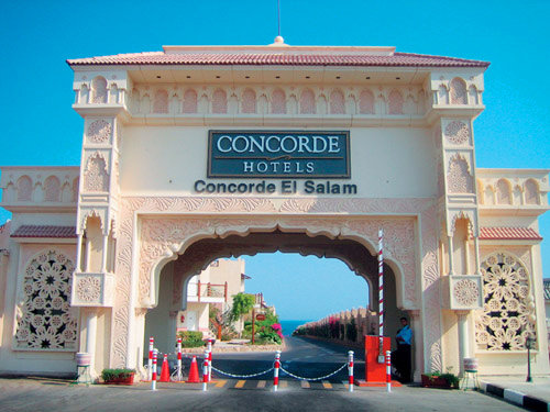 Concorde El Salam Front Area  12