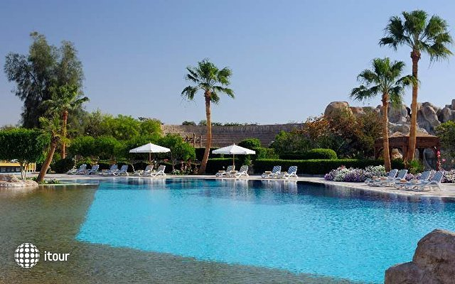 Marriott Sharm Beach Front 5