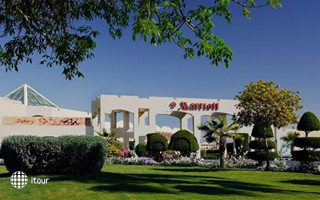 Marriott Sharm Beach Front 1