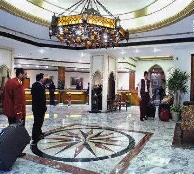 Shepheard Hotel Cairo 7