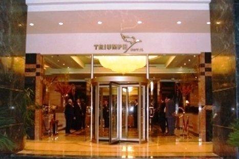 Triumph Hotel Cairo 1