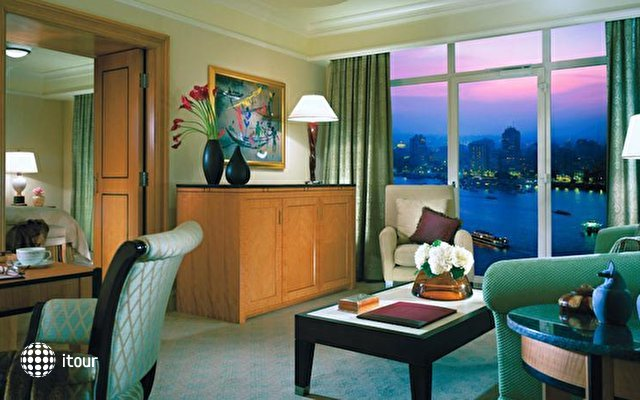 Four Seasons Hotel Cairo Nile Plaza 9