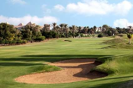 Hilton Pyramids Golf Resort 9