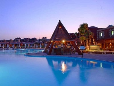 Calimera Habiba Beach Resort 5