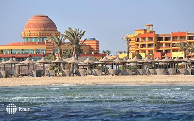 El Malikia Swiss Inn Resort (ex. Sol Y Mar Abu Dabbab) 4